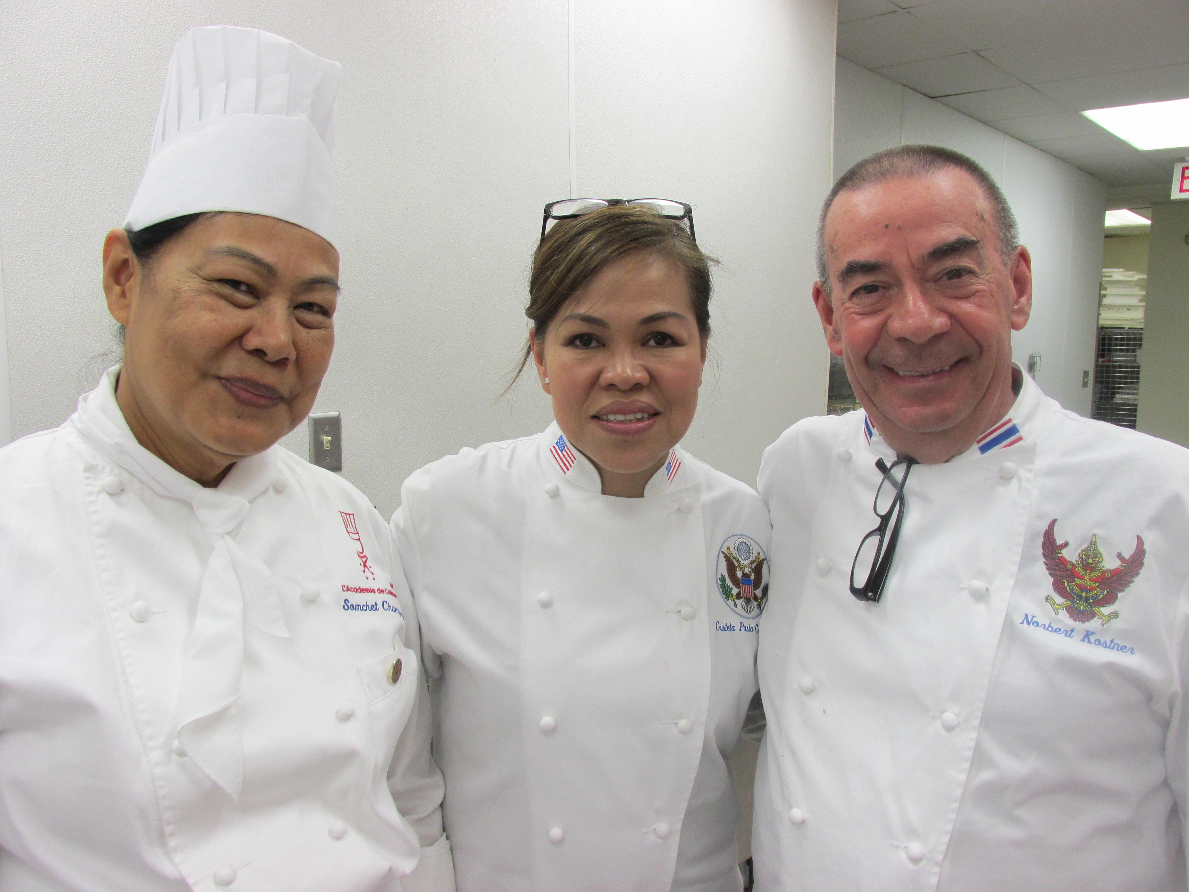 Lac digest l 39 academie de cuisine blog pot for Academie de cuisine